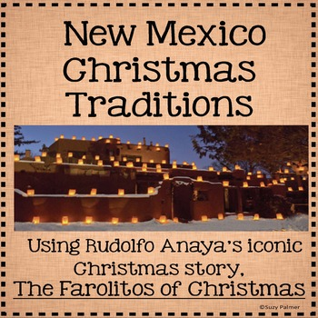 Global Glitter Tribe Holidays Around the World FREEBIE: Christmas in New Mexico