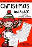 Global Glitter Tribe Holidays Around the World FREEBIE- Christmas in the UK