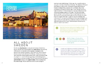 Global Guardian Project Learning Capsule: Sweden