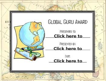 Global Guru Award