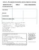Global History - 10th Grade - Unit 23 - Agrarian/Industrial Rev's - Handout 1