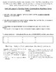 Global History - 10th Grade - Unit 26 - The Meiji Restoration - Handout 1
