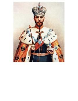 Global History - 10th Grade - Unit 28 - Russian Revolution - Handout 1