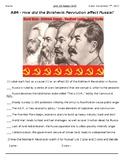 Global History - 10th Grade - Unit 28 - Russian Revolution - Handout 4