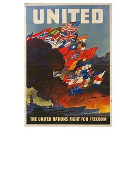 Global History - 10th Grade - Unit 31 - World War 2 - Handout 5
