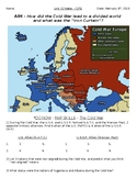 Global History - 10th Grade - Unit 32 - The Cold War - Handout 2