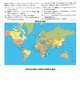 Global History 10th Grade - Unit 36 Conflicts in the Middle East - Day 1 Handout