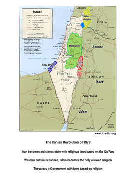 Global History 10th Grade - Unit 36 Conflicts in the Middle East - Day 3 Handout