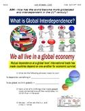 Global History - 10th Grade - Unit 38 - Modern Economic Issues - Handout 3