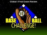 Global History Baseball Review Game