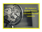 Global History Final Exam Review Quiz - Test 5 - Middle Ag