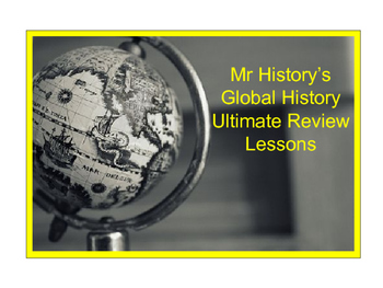 Global History Final Exam Review Quiz - Test 8 - Americas, Africa, & Ming