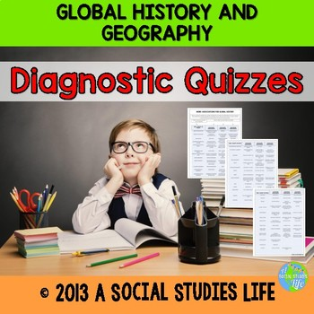 Diagnostic Quizzes Global History