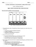 Global History & Geography II Regents - Ethnic Tensions
