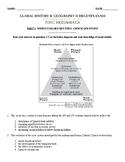 Global History & Geography II Regents - Mesoamerica (Aztec