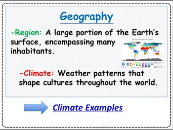 Global History Introduction PowerPoint