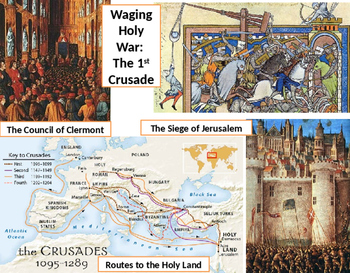 LESSON BUNDLE: Medieval Europe in the Dark Ages