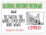 Global History Regents II Review: Between the Wars and World War II