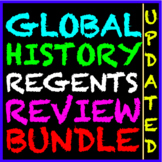 Global History Regents Review: Bundle Edition