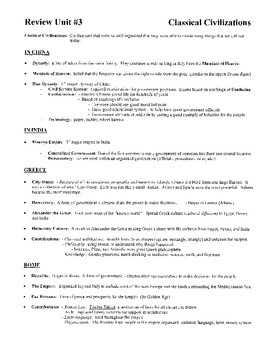 Global History Regents Review Sheets and Graphic Organizers.pdf