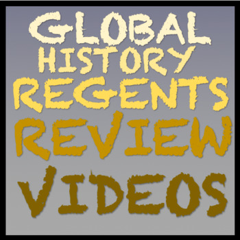 Global History Regents Review Videos (Content Review, Thematic and DBQ)