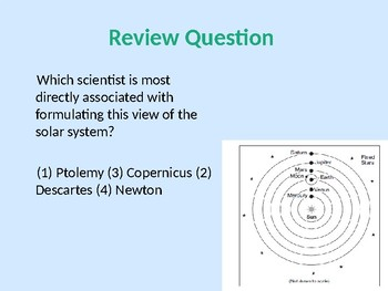 Global History Transition Regents Review Powerpoint-Full Curriculum w/ Questions