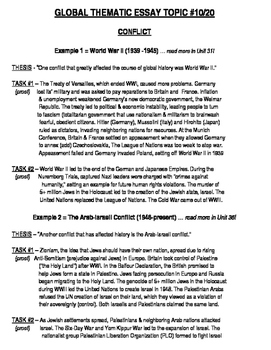 thematic essay us history Wow, such an inspiring list of thematic essay topics, isn't it we are not saying  they are the best and only options in.