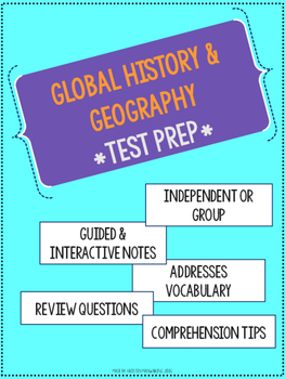 Global History test prep: Social Scientists through Early