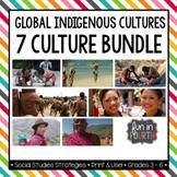Global Indigenous Cultures Informational Articles: 7 Artic