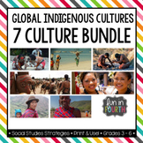 Global Indigenous Cultures Informational Articles: 7 Artic