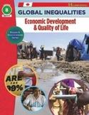 Global Inequalities: Economic Development and Quality of Life Grade 8 (Enhanced eBook)