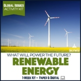 Global Issues Activities: Fossil Fuel Oil Addiction, Alternative Energy Project