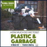Global Issues Activities: Garbage Footprint, Consumption, & Landfills