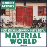 Material World Photo Book Analysis Activity
