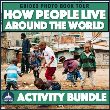Global Issues Activity Pack: Children's Books Gallery Walk Stations