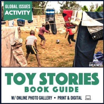 Global Issues Activity: Toy Stories Children's Book