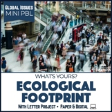 Global Issues Mini PBL Unit: Eco Footprint & Natural Resources