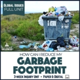 Global Issues PBL Unit: Garbage, Landfills, Recycling, Plastic