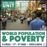 Global Issues PBL Unit: World Population & World Poverty
