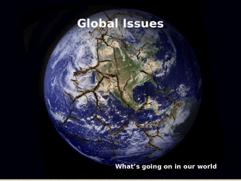 Global Issues Powerpoint