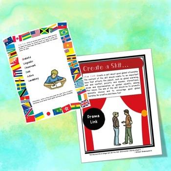Global Learners Packet