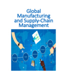 Global Manufacturing and Supply-Chain Management (Internat