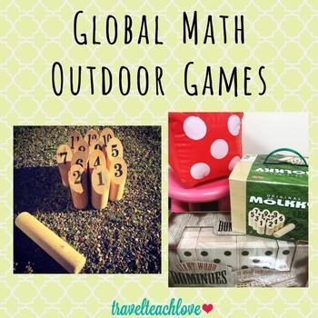 Global Math Games