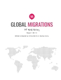 KC 5.4 Global Migrations Mapping  & Game - AP World Histor