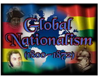 """Global Nationalism """"Dynamic"""" Powerpoint"""