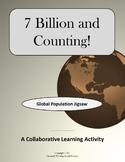 World Population Jigsaw