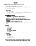Global Regents Review Sheet #15 Industrial Revolution w/ P