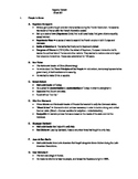 Global Regents Review Sheet #21 Important People & Events