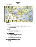 Global Regents Review Sheet #8 Exploration Practice Questions