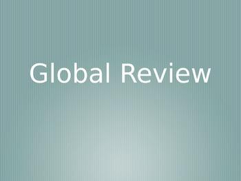 Global Regents Test Prep
